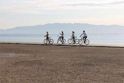 Bicicletas: rutas, alquiler, excursiones y turismo Tarragona