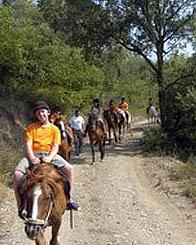 Turismo a caballo Lleida