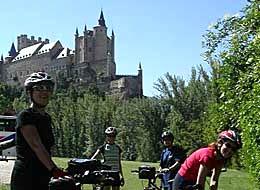 Rutas en bici y excursiones por vías verdes Madrid