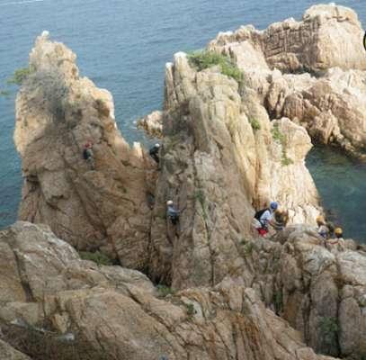 Aventuras en el mar Girona