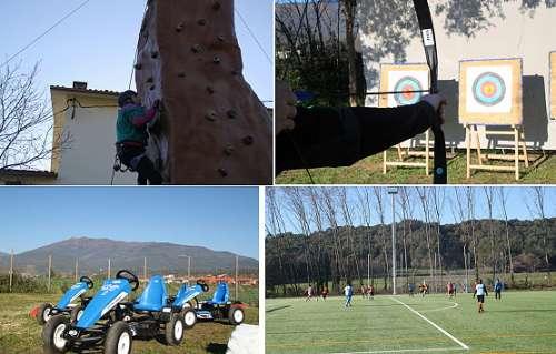 Actividades de teambuilding en Sant Esteve de Palautordera, OFERTA Barcelona. 2