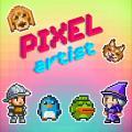 gioco gratis Pinta di pixel per pixel
