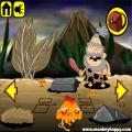 juego gratis Los monos tristes en la prehistoria