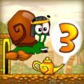 juego gratis El caracol Bob 3