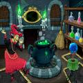 free game The magic potion Little Witch