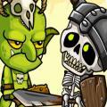 juego gratis Van Helsing contra los esqueletos