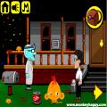 juego gratis Los monos felices y el inventor
