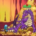 jeu gratuit Échappe de la caverne du dragon