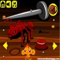juego gratis Los monos felices y las hormigas