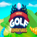 jeu gratuit Mini-golf Cartoon