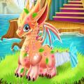 juego gratis Como cuidar a un dragón
