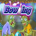 free game Bowling zombie