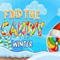 free game Find candy winter