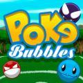 juego gratis Poke bubbles