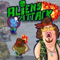 free game Aliens attack