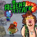 juego gratis Aliens attack