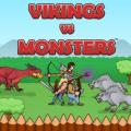 free game Vikings against monsters