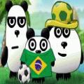 juego gratis Los tres pandas en Brasil