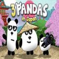 gioco gratis I tre panda in Giappone