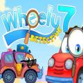free game Wheely 7: detective