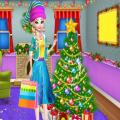 free game The lights of the Christmas tree