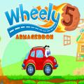 juego gratis Wheely 5: Armageddon