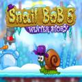 free game Bob the snail in the snow
