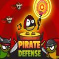 jeu gratuit La défense des pirates