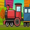 joc gratis El puzle del tren