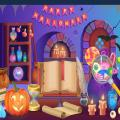 juego gratis Encuentra los objetos de halloween