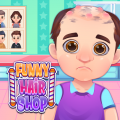 jeu gratuit Salon de coiffure folle