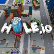 jeu gratuit Hole.io